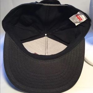 2ca65ad2 Levi's Accessories - Levi's Strauss Denim SnapBack trucker hat vintage